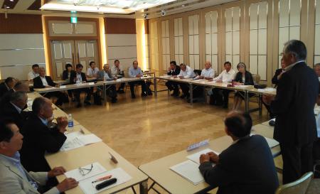 市町農業委員会会長会議